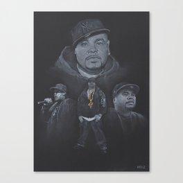 JOE CRACK Canvas Print