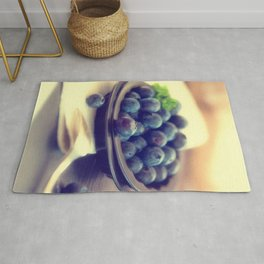 #edeles #blueberries #kitchens #desing #picture #decoration Rug