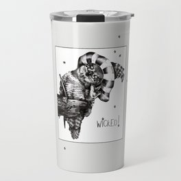 Little Wicked Owl Travel Mug