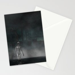 Alien Apocalypse Stationery Cards