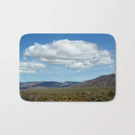 Roadtrip through Arizona Landscape Bath Mat