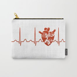 Biomedical Engineer Heartbeat Carry-All Pouch