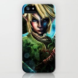 Legend of Zelda Link the Epic Hylian iPhone Case