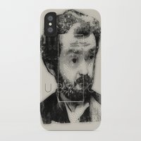 kubrick iPhone & iPod Cases featuring kubrick by Levvvel