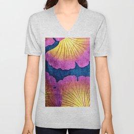 Ginkgo Leaves  #Society6 #buy art  #decor Unisex V-Neck