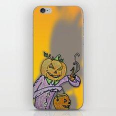 Razorblades and Chocolate iPhone & iPod Skin
