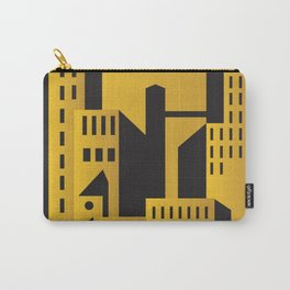 Golden city art deco Carry-All Pouch