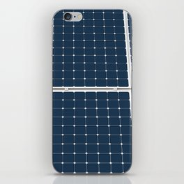 Solar Cell Panel iPhone Skin