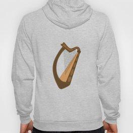 Irish Harp Hoody