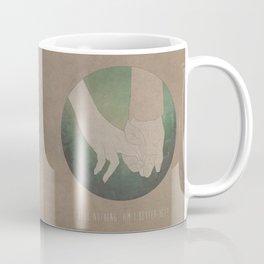 I Feel Nothing. Am I Better Yet? Coffee Mug