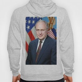 Official portrait of Secretary of Defense Richard B. Cheney Hoody