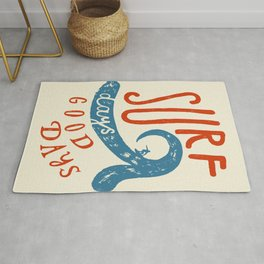 Surf Days - Good Days Rug
