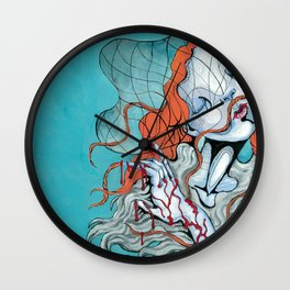 The bride of Lammermoor Wall Clock