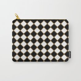 Geometric ornament gold seamless pattern Carry-All Pouch