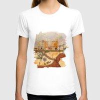 brooklyn T-shirts featuring Brooklyn by Katy Davis