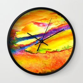 Incoming Tide Wall Clock