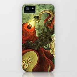 The Indrigan Beast iPhone Case