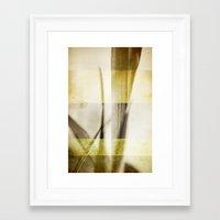 grunge Framed Art Prints featuring Grunge by Fine2art