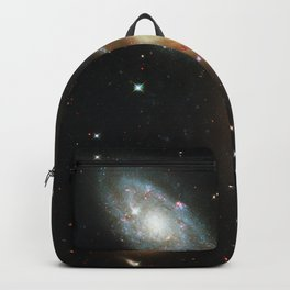 Galactic wreckage Backpack