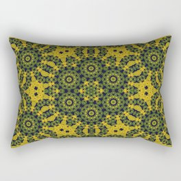 Mother Earth Mandala Rectangular Pillow