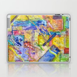 My Mondrian Laptop & iPad Skin