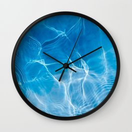PISCINE Wall Clock