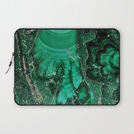 Malachite Laptop Sleeve