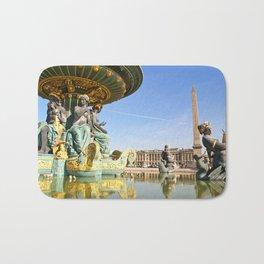 Place de la Concorde Bath Mat