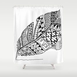 Writer Love Shower Curtain