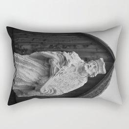Guardian Of The Cross Rectangular Pillow