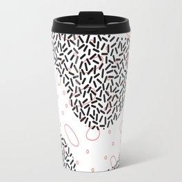 Aboeba Pattern Travel Mug