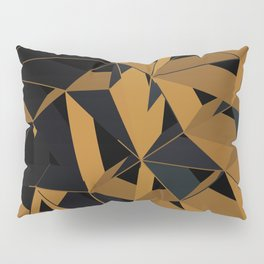 3D Futuristic GEO VI Pillow Sham