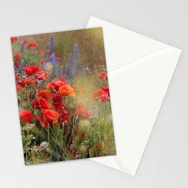 Poppy Magic Stationery Cards