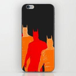 The Bat Retro iPhone Skin