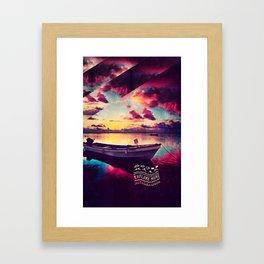 Explore More II - for iphone Framed Art Print