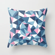 Abstraction #11 Throw Pillow