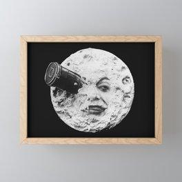 A Trip to the Moon 1902 - Artwork for Wall Art, Prints, Posters, Tshirts, Men Women Kids Framed Mini Art Print