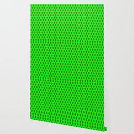 Hops Lime Pattern Wallpaper