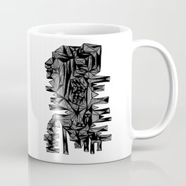 Sammy Abstract Coffee Mug
