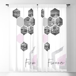 Urban Design FIRENZE Blackout Curtain