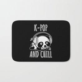 K-Pop And Chill 2 Bath Mat
