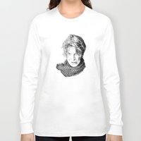 lucas david Long Sleeve T-shirts featuring David by Rabassa