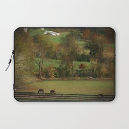 Autumn in the Country Laptop Sleeve
