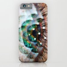 Green Eyed Beauty Slim Case iPhone 6s