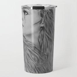 Last hope - Digital painting Travel Mug