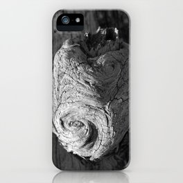 Knotty iPhone Case