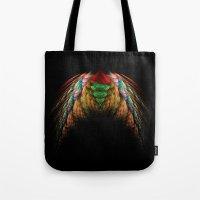 wings Tote Bags featuring Wings  by jbjart