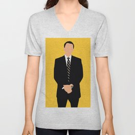 The Wolf of Wall Street movie Unisex V-Neck