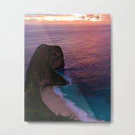 sea view #society6 #decor #buyart Metal Print