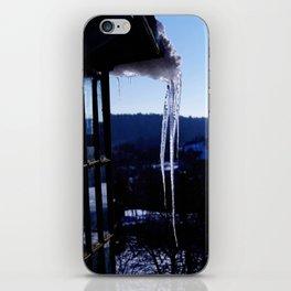 icicle iPhone Skin